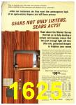 1972 Sears Fall Winter Catalog, Page 1625
