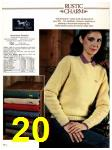 1983 Sears Fall Winter Catalog, Page 20