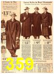 1940 Sears Fall Winter Catalog, Page 359