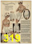 1962 Sears Spring Summer Catalog, Page 319