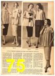1958 Sears Spring Summer Catalog, Page 75