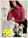 1973 Sears Fall Winter Catalog, Page 59