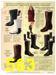 1971 Sears Fall Winter Catalog, Page 563
