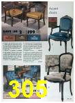 1989 Sears Home Annual Catalog, Page 305