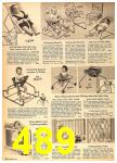 1962 Sears Fall Winter Catalog, Page 489