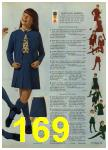 1968 Sears Fall Winter Catalog, Page 169