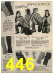 1972 Sears Fall Winter Catalog, Page 446