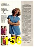 1975 Sears Spring Summer Catalog, Page 156