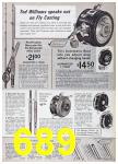 1967 Sears Spring Summer Catalog, Page 689