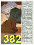 1991 Sears Fall Winter Catalog, Page 382