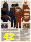 1980 Sears Fall Winter Catalog, Page 42