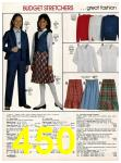 1982 Sears Fall Winter Catalog, Page 450
