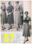 1957 Sears Spring Summer Catalog, Page 57