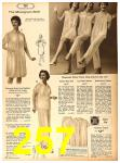 1958 Sears Fall Winter Catalog, Page 257