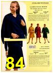 1966 Montgomery Ward Fall Winter Catalog, Page 84