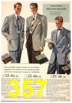 1949 Sears Spring Summer Catalog, Page 357