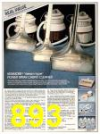 1982 Sears Fall Winter Catalog, Page 893