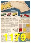 1960 Sears Fall Winter Catalog, Page 1179