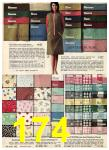 1965 Sears Fall Winter Catalog, Page 174