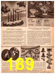 1947 Sears Christmas Book, Page 189
