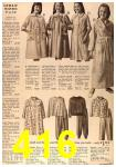 1963 Sears Fall Winter Catalog, Page 416
