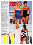 1986 Sears Spring Summer Catalog, Page 81