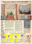 1942 Sears Spring Summer Catalog, Page 757
