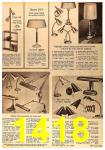 1964 Sears Spring Summer Catalog, Page 1418