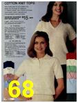 1981 Sears Spring Summer Catalog, Page 68