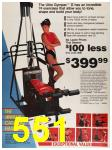 1987 Sears Spring Summer Catalog, Page 551