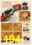 1964 Sears Christmas Book, Page 194