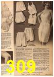 1963 Sears Fall Winter Catalog, Page 309