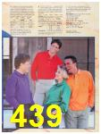 1987 Sears Fall Winter Catalog, Page 439