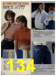 1984 Sears Spring Summer Catalog, Page 134