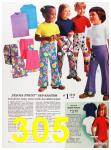 1973 Sears Spring Summer Catalog, Page 305