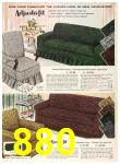 1956 Sears Fall Winter Catalog, Page 880