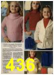 1979 Sears Fall Winter Catalog, Page 436