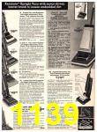 1978 Sears Fall Winter Catalog, Page 1139