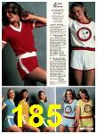 1980 Sears Spring Summer Catalog, Page 185