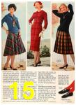1958 Sears Fall Winter Catalog, Page 15