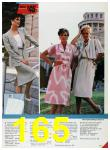 1986 Sears Spring Summer Catalog, Page 165