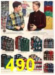 1956 Sears Fall Winter Catalog, Page 490
