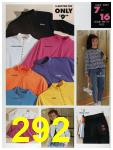 1991 Sears Fall Winter Catalog, Page 292