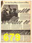 1940 Sears Fall Winter Catalog, Page 679