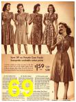 1942 Sears Spring Summer Catalog, Page 69