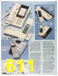 1987 Sears Fall Winter Catalog, Page 611