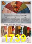 1964 Sears Fall Winter Catalog, Page 1739