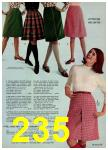 1965 Sears Fall Winter Catalog, Page 235