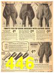 1940 Sears Fall Winter Catalog, Page 446