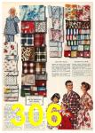 1960 Sears Fall Winter Catalog, Page 306